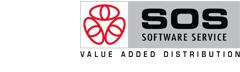 SOS Software logo